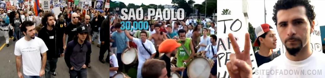 Imagem do vídeo-clipe de Boom!