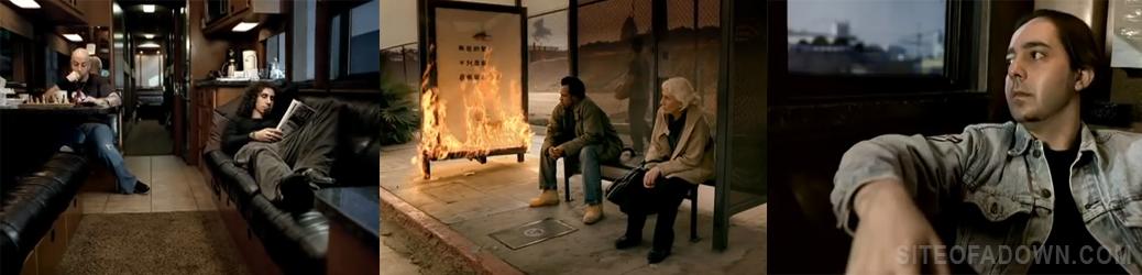 Imagem do vídeo-clipe de Lonely Day