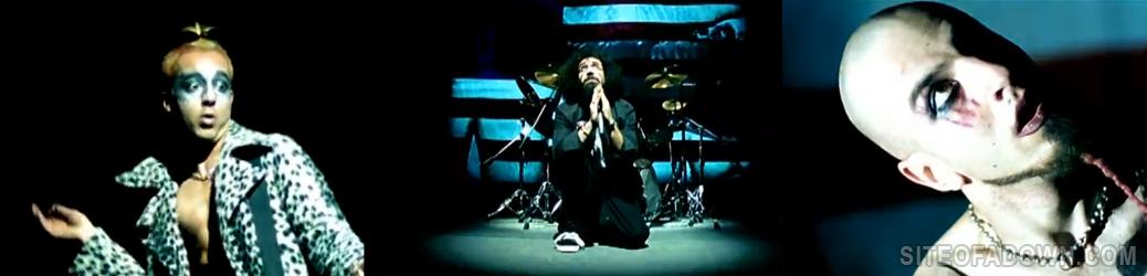 Imagem do vídeo-clipe de Sugar