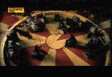 Imagem do clipe de 'Aerials'