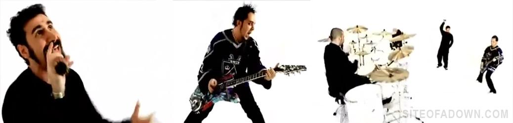 Imagem do vídeo-clipe de Toxicity
