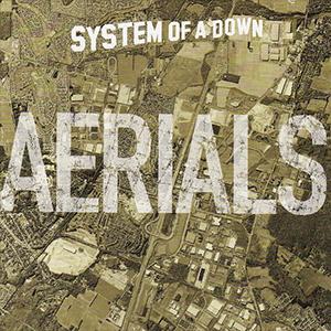 Capa do single Aerials