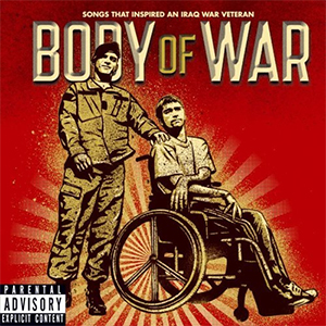 Capa da trila sonora de 'Body of War'