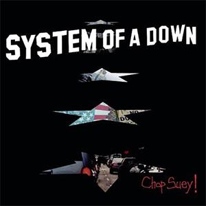 Capa do single Chop Suey!