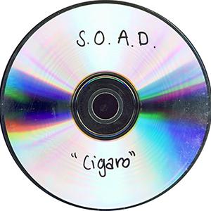 Capa do single Cigaro