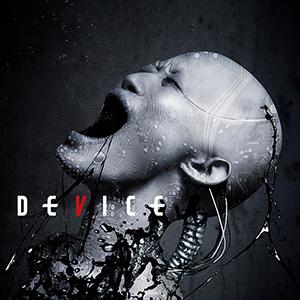 Capa do álbum de estréia do 'Device', projeto de David Draiman (Disturbed)