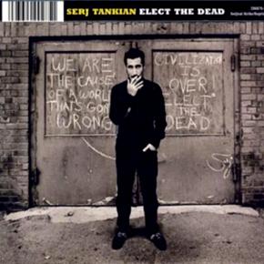 Capa da edição especial do álbum 'Elect the Dead' de Serj Tankian