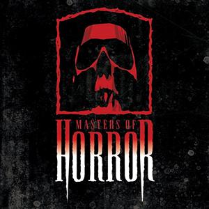 Capa da trilha sonora do filme 'Masters of Horror'