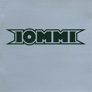 Capa do álbum 'Iommi' do Tony Iommi