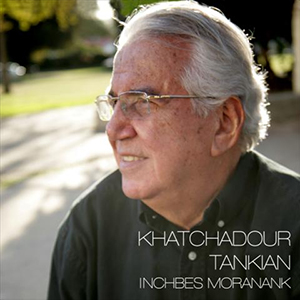 Capa do álbum 'Inchbes Moranank' de Khatchadour Tankian, pai do Serj