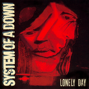 Capa do EP Lonely Day