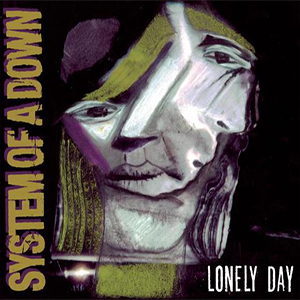 Capa do single Lonely Day