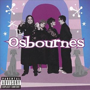 Capa da compilação 'The Osbournes' Family Album'