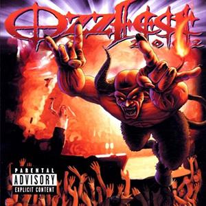 Capa da compilação 'Ozzfest 2002 - Live Album'