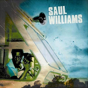 Capa do álbum de Saul Williams