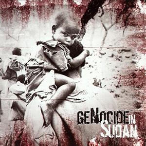 Capa da compilação 'Genocide in Sudan'