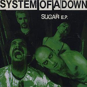 Capa do EP Sugar