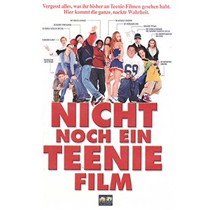 Capa da trilha sonora do filme 'Nicht Noch ein Teenie-Film!'