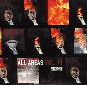 Capa da compilação 'Visions All Areas 19'