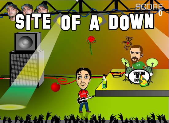 SOAD Game