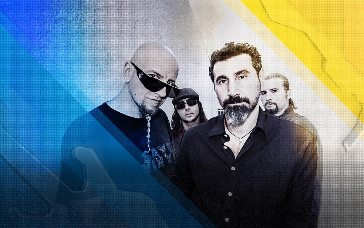 Confirmado! System of a Down toca no dia 24 de setembro no Rock in Rio