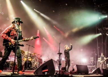 Show em Cracóvia, Polônia – Impact Festival