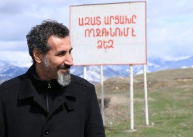 Serj Tankian pretende organizar festival de rock na Armênia