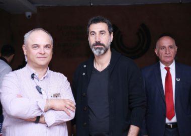 Serj Tankian e CNN estão produzindo documentário sobre a Armênia