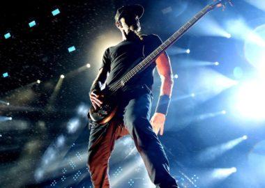 System of a Down faz a sua estreia no Aftershock Festival, em Sacramento