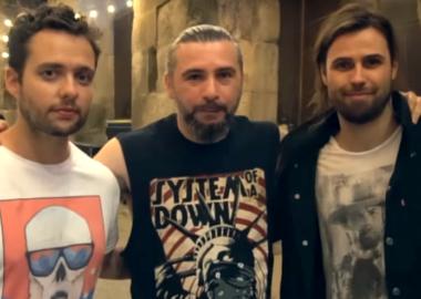 John Dolmayan irá gravar participação em novo álbum da banda brasileira Ego Kill Talent