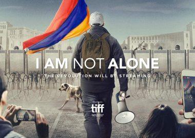 Serj Tankian dirige documentário sobre a Revolução Armênia