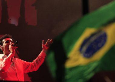 """""""Sem nosso ecossistema vamos morrer"""" – O épico discurso de Serj Tankian no Brasil"""