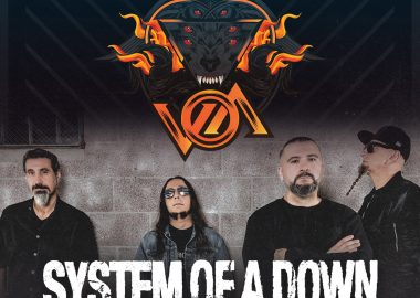Depois de 15 anos, System of a Down volta a Portugal para show em 2020