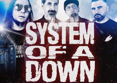 System of a Down confirma turnê na Europa em 2020